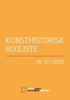 KunsthistoriskBogliste_2016-12_forside 400px