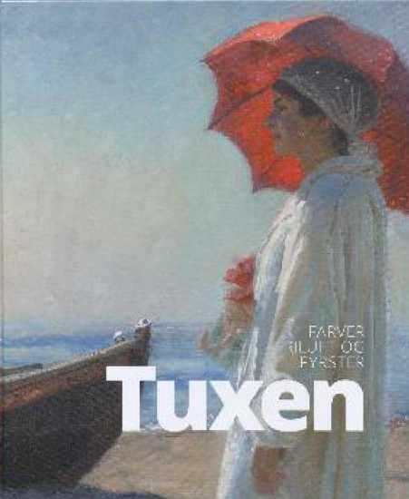 Tuxen – farver, friluft og fyrster  Redaktion: Mette Bøgh Jensen og Gertrud Oelsner  Skagen: Skagens Museum; Toreby: Fuglsang Kunstmuseum; og Aarhus: Systime, 2014. 256 sider.
