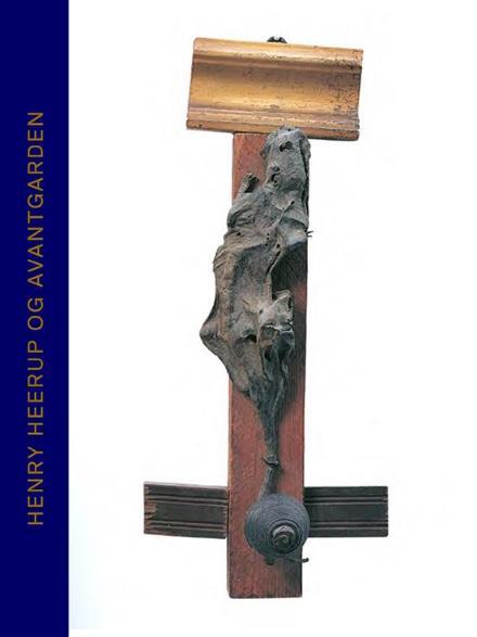 Henry Heerup og avantgarden Redaktion: Anni Lave Nielsen m.fl. Rødovre: Heerup Museum, Carl-Henning Pedersen & Else Alfelts Museum og Sorø Kunstmuseum, 2015. 199 sider.