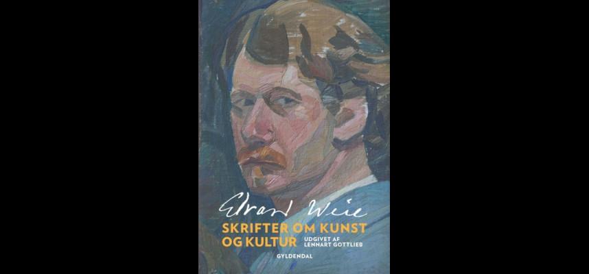 Anmeldelse af Edvard Weie, Skrifter om kunst og kultur