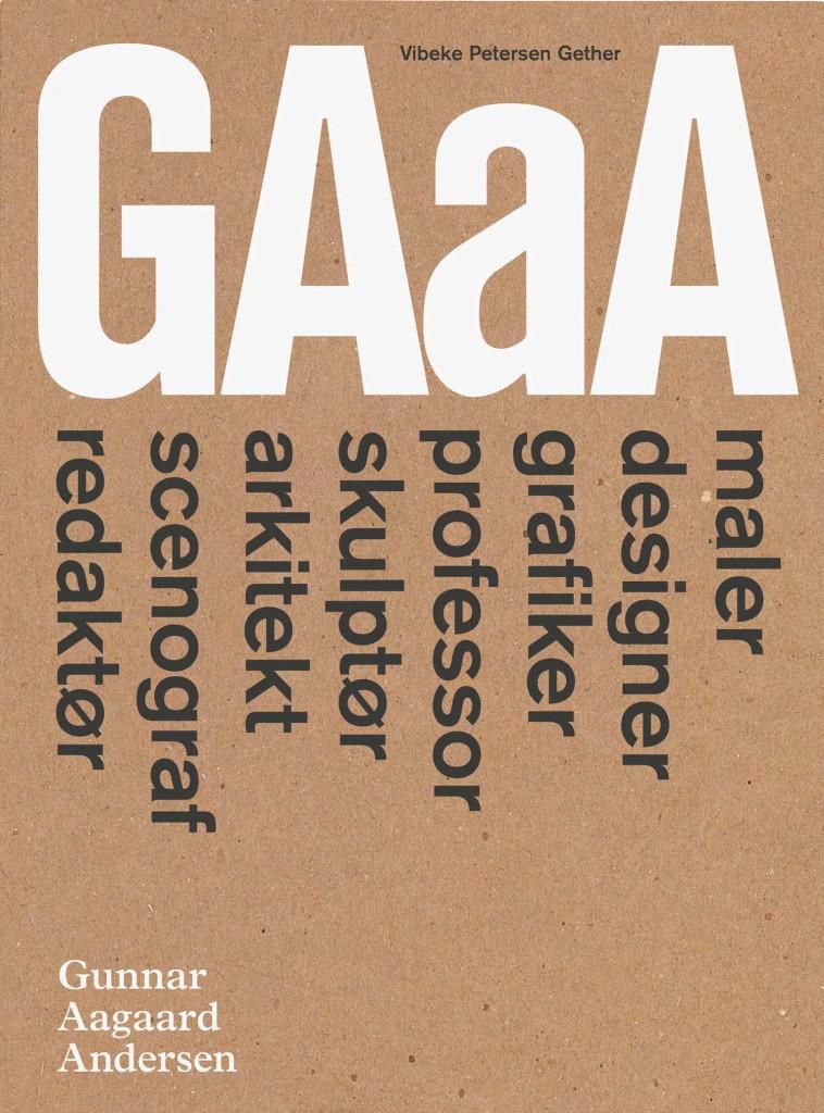 Vibeke Petersen Gether, Gunnar Aagaard Andersen København: Strandberg, 2016. 592 sider.