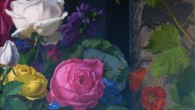 Anmeldelse af Blomstermaleren J.L. Jensen og O.D. Ottesen og den tvetydige idyl