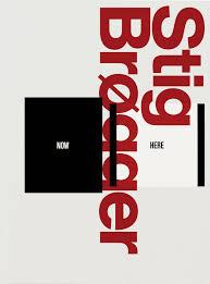 Anmeldelse af Stig Brøgger – Now Here